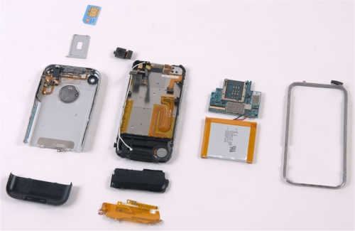 iPhone parts estimated to cost Apple $220