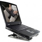LapWorks Futura gives laptop stands design cues