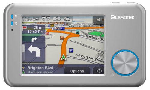 Leadtek LR9750 GPS
