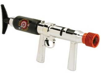 Marshmallow Blaster Gun shoots marshmallows up to 50 feet