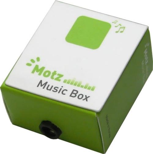 Motz Paper Music Box