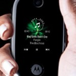 ROKR U9 From Motorola Sneak Peak