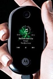 ROKR U9 coming from Motorola