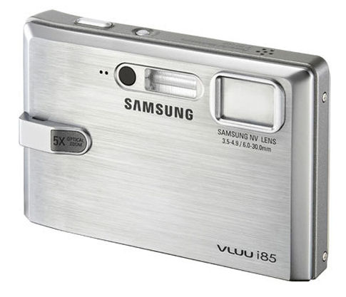 Samsung i85 Digital Camer and media player