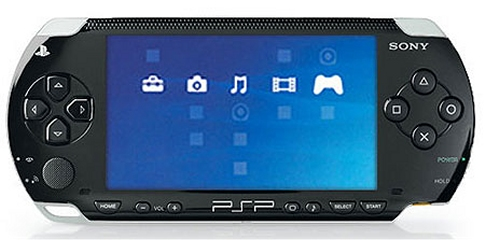 Slimmer Sony PSP to replace older model