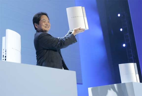 Sony said it will not be cutting PS3 pricing