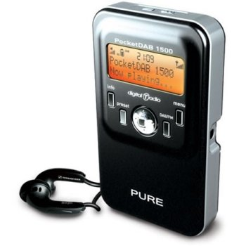 Pure talkSPORT DAB digital radio