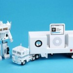 Transformers For the iPod Generation