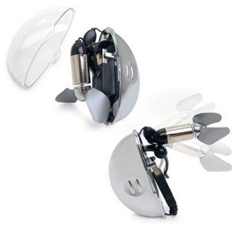 Capsule USB Fan concept