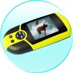 Waterproof MP4 Video Player