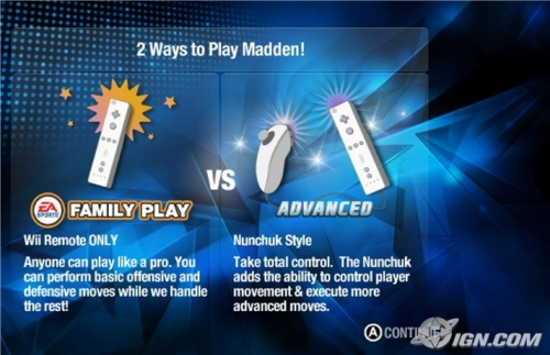 Family Play games coming to the Wii to make gaming with controllers simpler