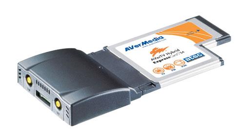 AVerTV Hybrid ExpressCard