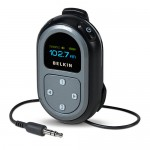 Belkin TuneCast 3 tunes in MP3 players over FM