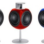 Bang & Olufsen BeoLab 3 speakers compact, pricey
