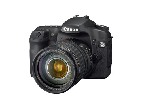 Canon EOS 40D Digital SLR