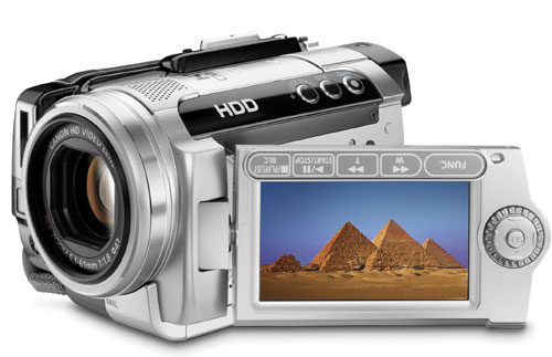 Canon HG10 AVCHD Hard Disk Drive Camcorder
