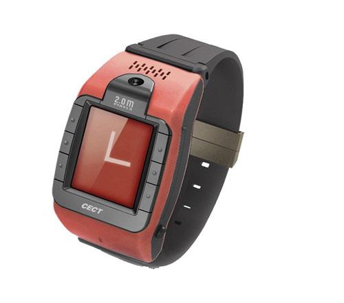 CECT W100 Wrist Watch
