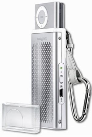 Creative TravelSound i50 iPod Shuffle Dock