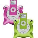 GrooveToons iPod Nano alarm clock