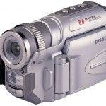 DXG-572V offers basic camcorder functions