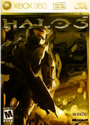 Microsoft is releasing a Halo 3 Gold edition for the Xbox 360