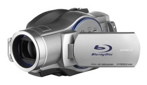 Hitachi DZ-BD7H Blu-ray Camcorder
