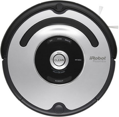 New iRobot Roomba 500 series vacuum cleaners