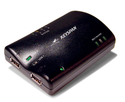 Keyspan USB 2.0 Server