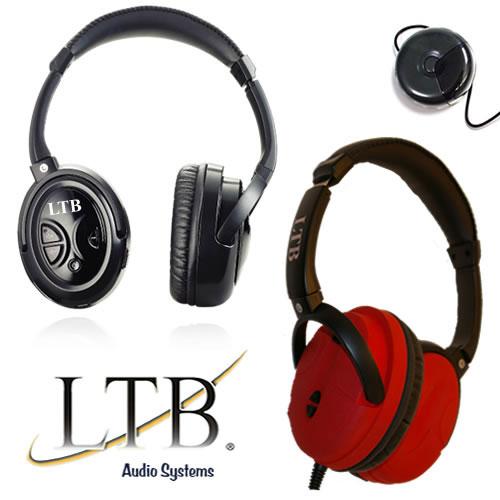 LTB Audio Q-Bass, Magnum 5.1 Gaming Headphones
