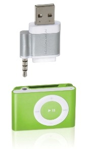 Monster iSlimCharger USB adapter for the iPod Shuffle