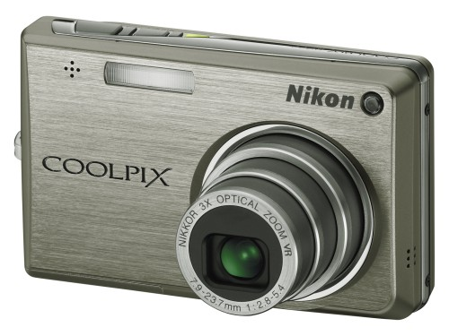 Nikon Style S510 and S700 COOLPIX camera