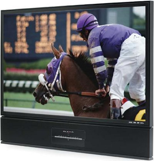 Olevia 65 inch 665H LCoS HDTV announced by Syntax-Brillian