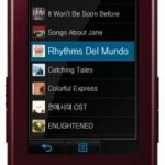 Samsung's Slim YP-P2 & YP-10