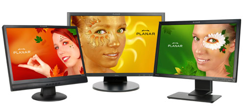 Planar PX LCD Monitors