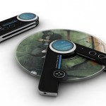 Ultra-portable CD and MP3 player