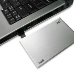PQI U510 – Credit Card Sized 32GB of Flash