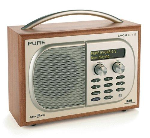 Pure Evoke 1-S DAB Radio