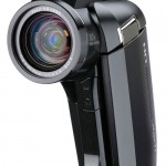 Small Sanyo Xacti HD1000 does big HD recording