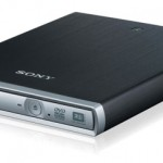 Sony unveils DRX-S70U DVD burner and more