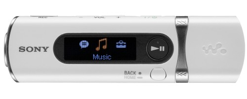 Sony Walkman NWZ-B100 series media player