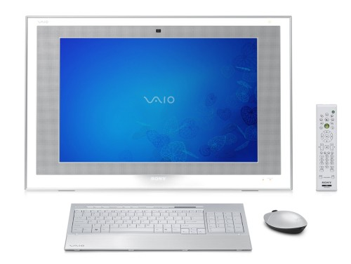 Sony VAIO LT includes support for Blu-ray discs