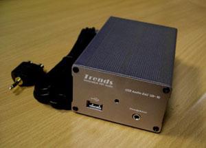 Trends UD-10.1 USB Audio Converter
