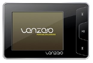 Venzero LINQ media player sports WiFi and streaming media from your PC via Windows Media player 11