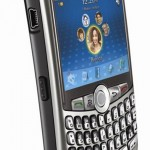 BlackBerry 8320 with Wi-Fi UMA