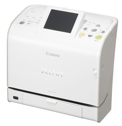 Canon SELPHY ES2 Compact Photo Printer