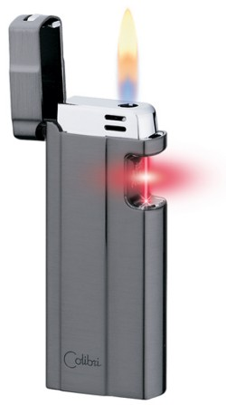 Colibri Beam Sensor Lighter ignites by breaking the photoelectric beam