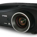 Epson does 1080p in new high end projector