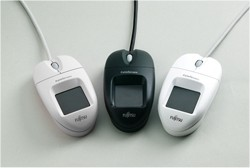 Fujitsu PalmSecure PC Login kit uses vein biometric authentication to secure a PC