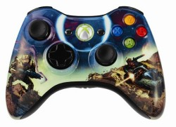Halo controller for the Xbox 360