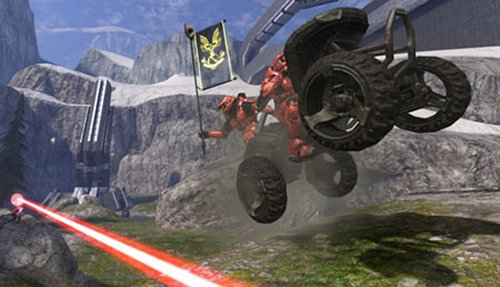Halo 3 does very well for Microsoft sales on first day of release